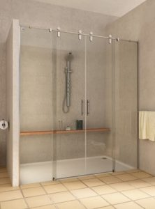 Duschkabine nach Maß Esbath EXS225IR