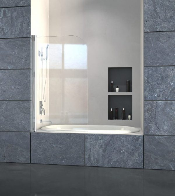 expertbath de walk in p10 duschabtrennung f r badewanne. Black Bedroom Furniture Sets. Home Design Ideas