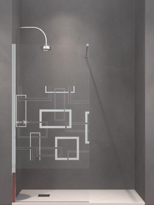 Siebdruck-Glas S-Line